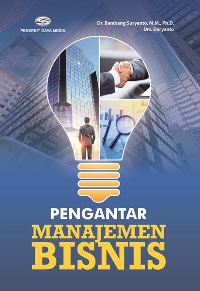 Pengantar Manajemen Bisnis